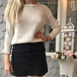 Vintage Boyfriend American Eagle Shimmer Sweater